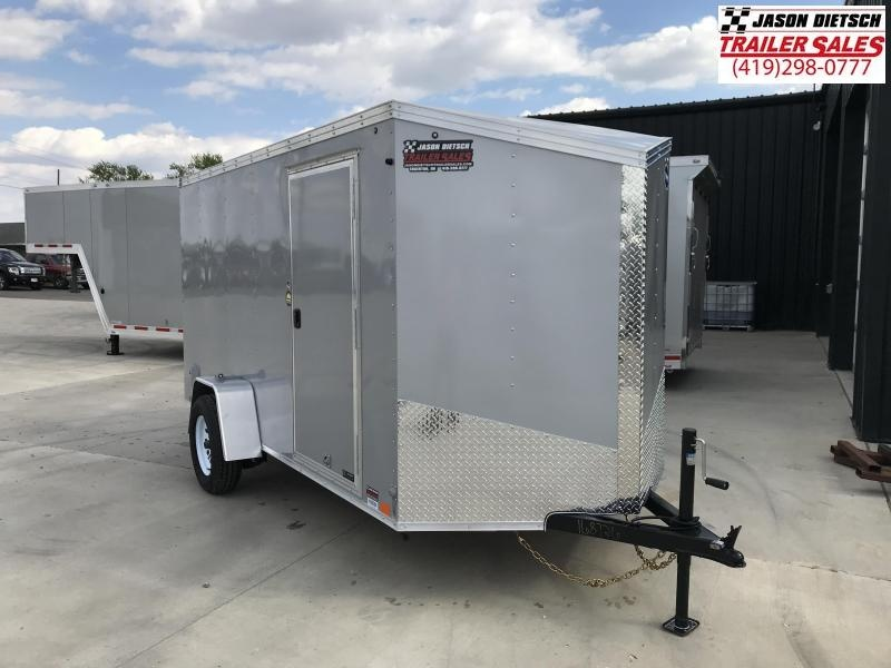2020 United XLV 6X12 V-Nose Slant Enclosed Cargo Tr....Stock# UN-168476