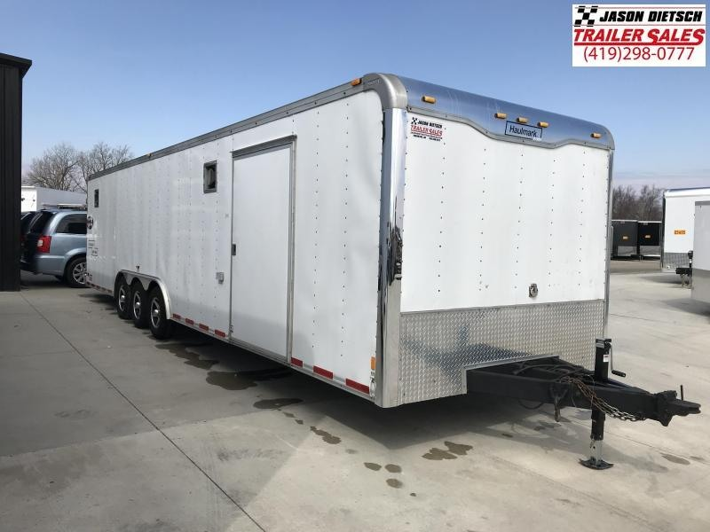 2007 Haulmark 8.5X32 Car / Racing Trailer