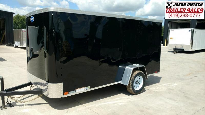 2020 United XLE 6X12 Enclosed Cargo TRAILER....Stock# UN-169928