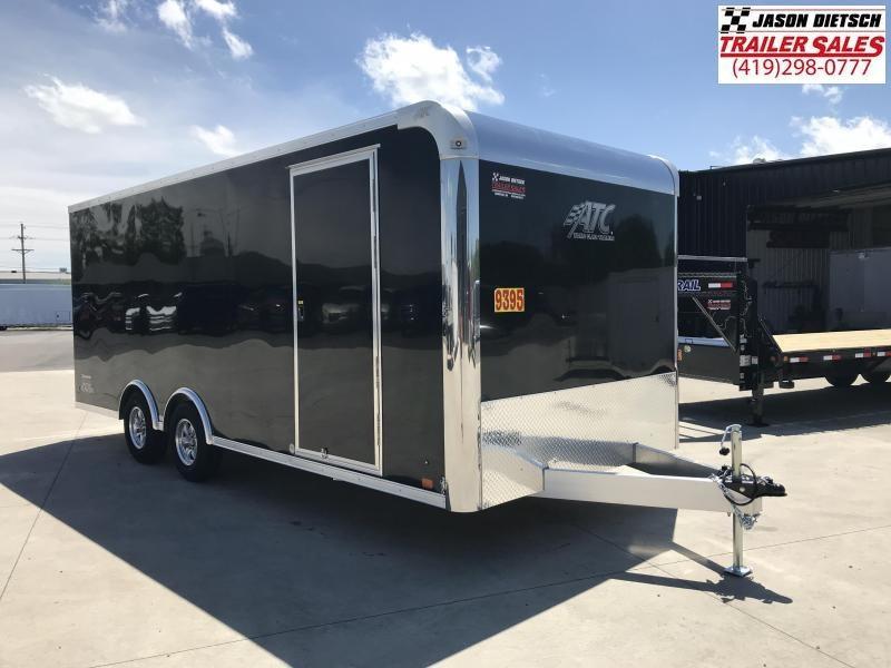 2020 ATC RAVAN 8.5X20 Car / Racing Trailer....STOCK# AT-218401