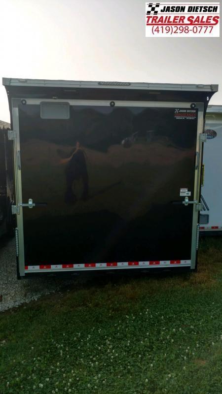 2020 United Trailers UXT 8.5X34 Enclosed Cargo Trailer... STOCK# UN-166886