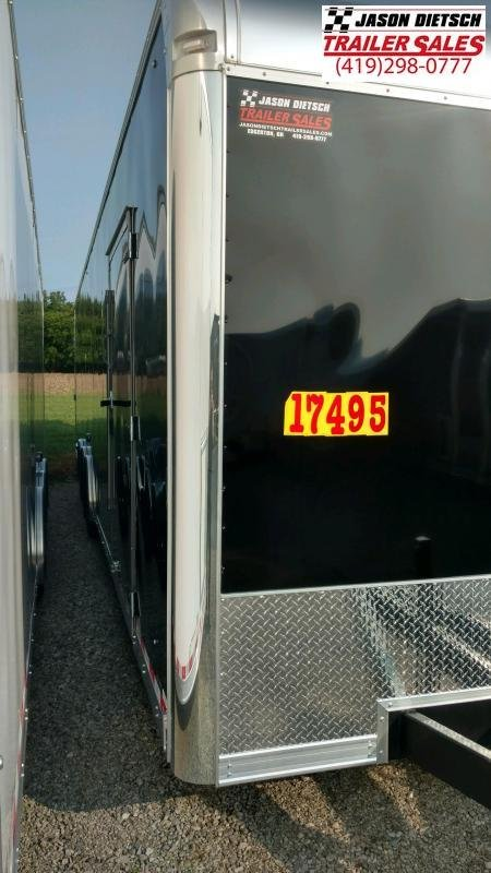 2020 United Trailers UXT 8.5X34 Enclosed Cargo Trailer... STOCK# UN-166886