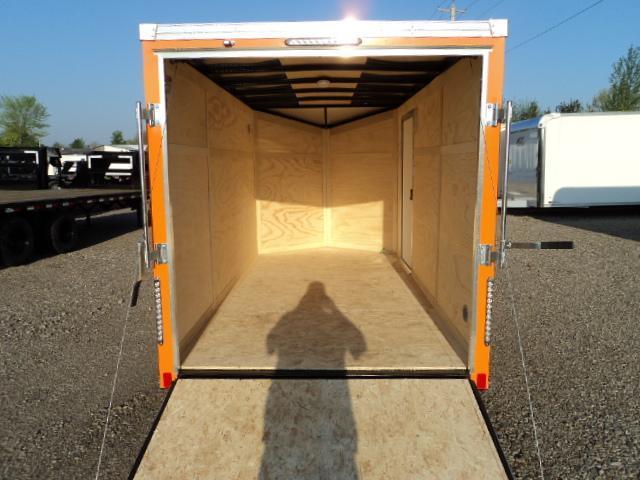 2019 United XLV 6X12 V-Nose Slant Enclosed Cargo Tr....Stock# UN-162744