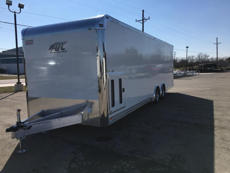 2017 ATC All Aluminum 8.5X28 Carhauler Xtra Hi....Stock #AT-8149
