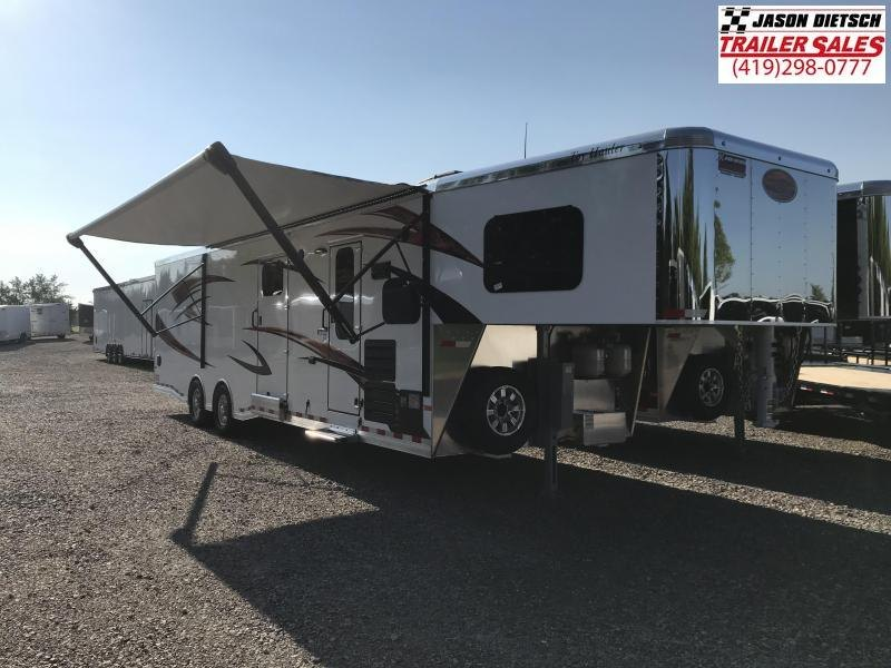 2019 Sundowner Trailers 8.5X38 Toy Hauler....STOCK# SD-JA0480