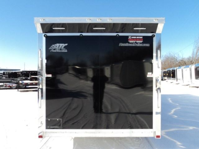 2018 ATC All Aluminum 8.5X28 Car Hauler Xtra Hi....Stock #AT-212980