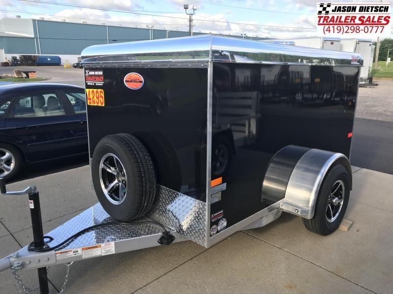 2019 Sundowner MiniGo 5X8 Enclosed Cargo Trailer....Stock#SD-CA2718