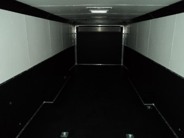2019 United Trailer GEN 4- 8.5x28 Extra Height Enclosed Race Trailer....Stock#UN-160489
