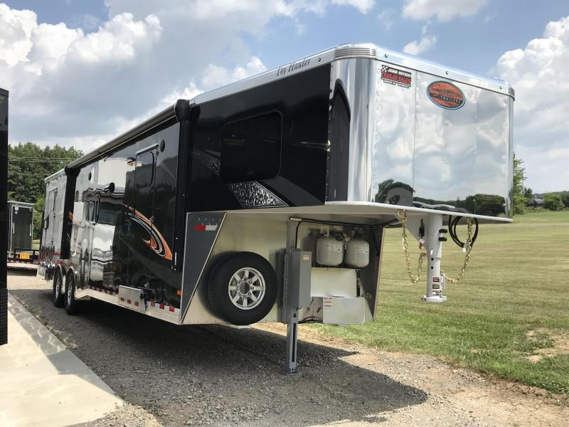 2019 Sundowner Trailers 8.5X39 Toy Hauler....STOCK# SD-JA0483