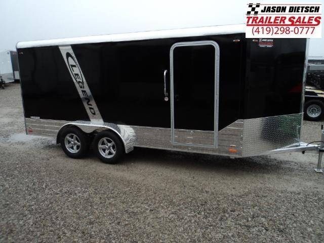 2018 Legend Manufacturing 7x19 DVNTA35 Enclosed Cargo Trailer... STOCK# 317907