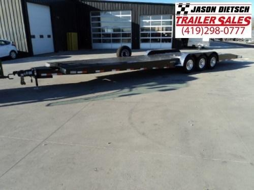 2018 Imperial 35' Open Car / Racing Trailer Stock# 372223