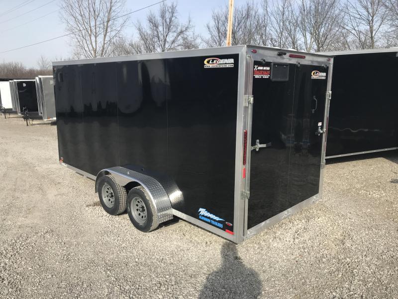 2019 Legend Manufacturing 7X18 TV Enclosed Cargo Trailer....STOCK# LG-1317335