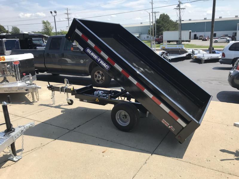 2019 Sure-Trac 4.5x8 Utility Dump Trailer....ST-246580
