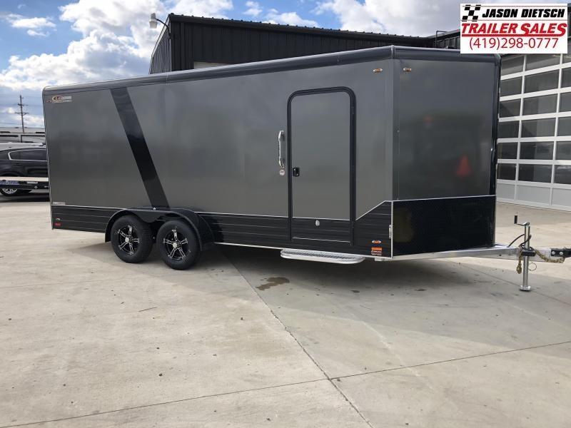 2019 Legend Manufacturing 7X21 DVN Enclosed Cargo Trailer....STOCK LG-317362