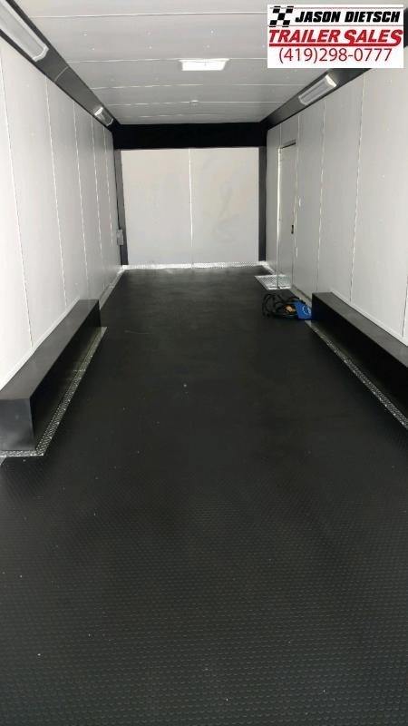 2019 United Trailers UXT 8.5X32 Extra Height Enclosed Cargo Trailer... STOCK# UN-166312