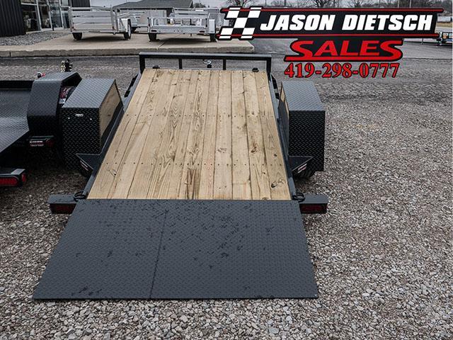 2017 SURE-TRAC 62x10 TILT BED EQUIPMENT TRAILER.....Stock # ST-8406