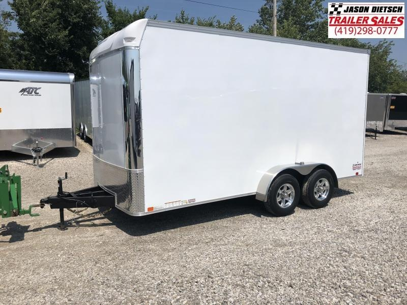 2019 United Trailer UXT 7x16 Extra Height Enclosed Cargo Trailer....Stock# UN-164152