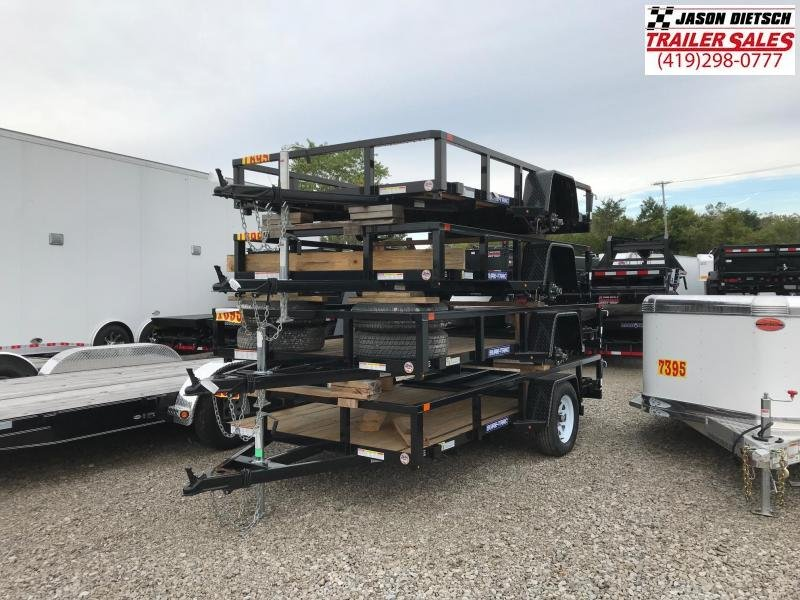 2019 Sure-Trac 6X12 Tube Top Utility....STOCK # ST-245229
