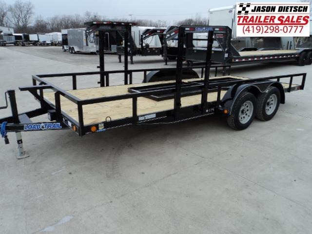 2018 Load Trail 83X18 Utility Trailer....STOCK# LT-156880