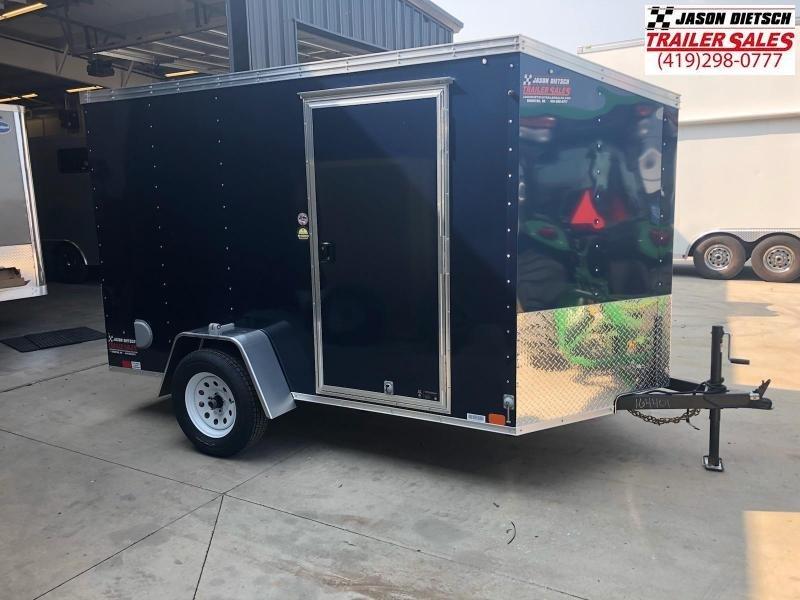 2019 United XLV 6X12 V-Nose Slant Enclosed Cargo Tr....Stock# UN-164372