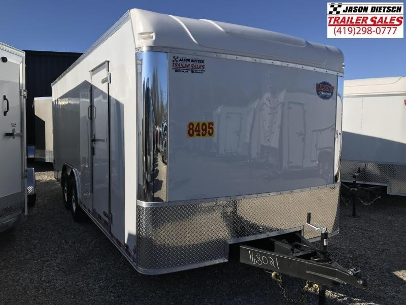 2019 United Trailer UXT 8.5x20 Enclosed Trailer....Stock#UN-168021