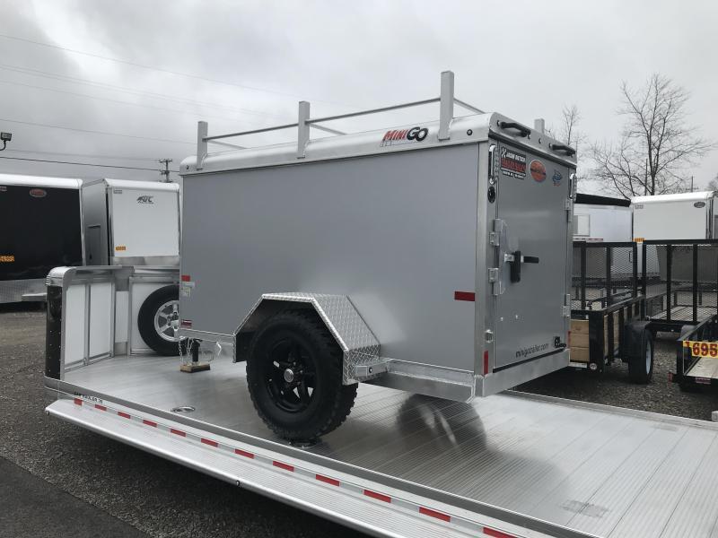 2020 Sundowner OFF-ROAD MiniGo 5X8 Enclosed Cargo Trailer....Stock#SD-CA3312