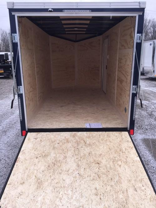 2018 United XLV 6X12 V-Nose Slant Enclosed Cargo Tr...Stock#UN-161238