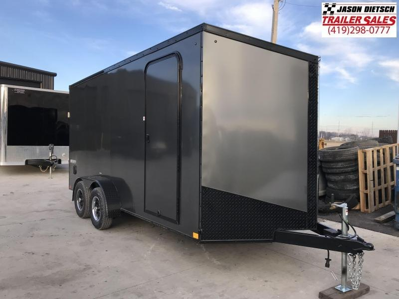 2019 Impact Trailers 7x16 EXTRA HEIGHT Enclosed Cargo Trailer....IMP001480