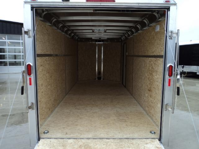 2019 Legend Manufacturing 7x19 DVN EXTRA HEIGHT Enclosed Cargo Trailer... STOCK# 317354