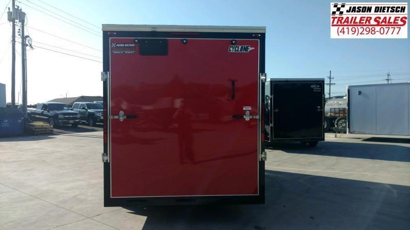 2020 Legend Manufacturing 7X18 STV Enclosed Cargo Trailer....STOCK# LG-1317357