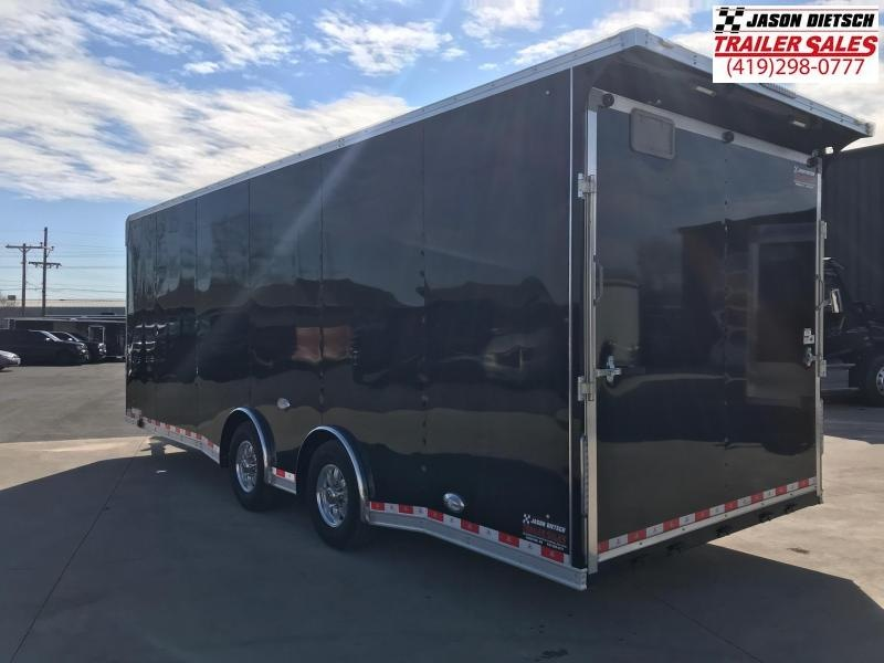 2019 United Trailers UXT 8.5X24 Enclosed Cargo Trailer... STOCK# UN-166225