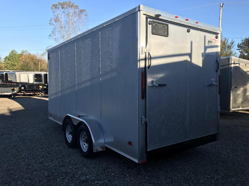 2019 RC Trailer 7x16 EXTRA HEIGHT....STOCK# RC-649840