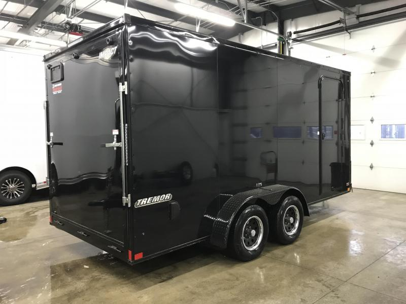 2019 Impact Trailers 7x16 EXTRA HEIGHT Enclosed Cargo Trailer....IMP001249