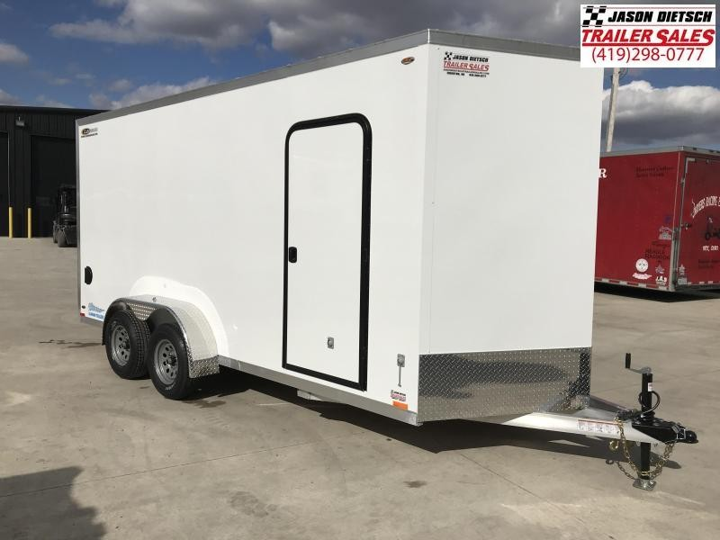2019 Legend Manufacturing 7X18 TV EXTRA HEIGHT Enclosed Cargo Trailer....STOCK# LG-1317338
