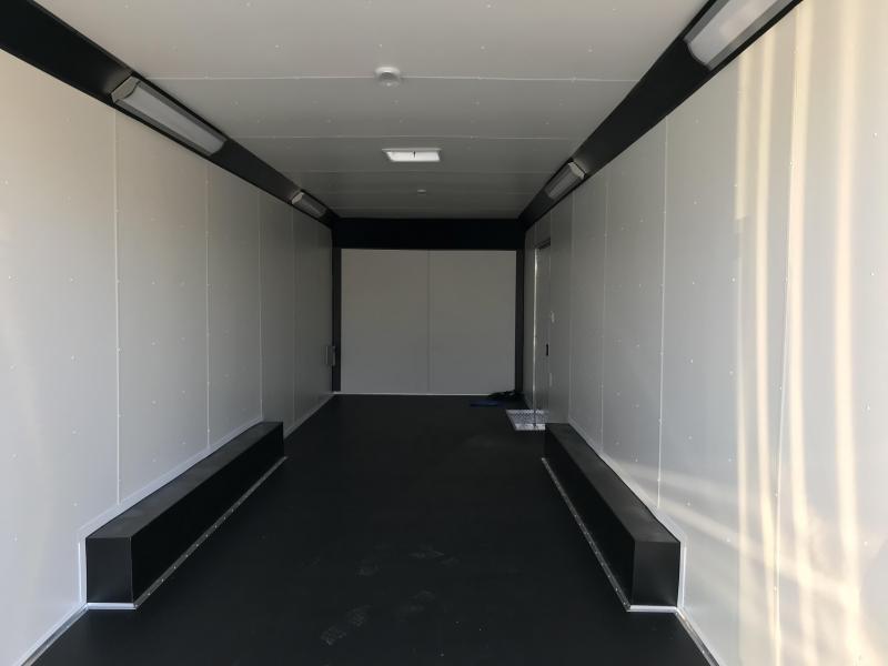 2019 United Trailers UXT 8.5X28 Enclosed Cargo Trailer... STOCK# UN-163217
