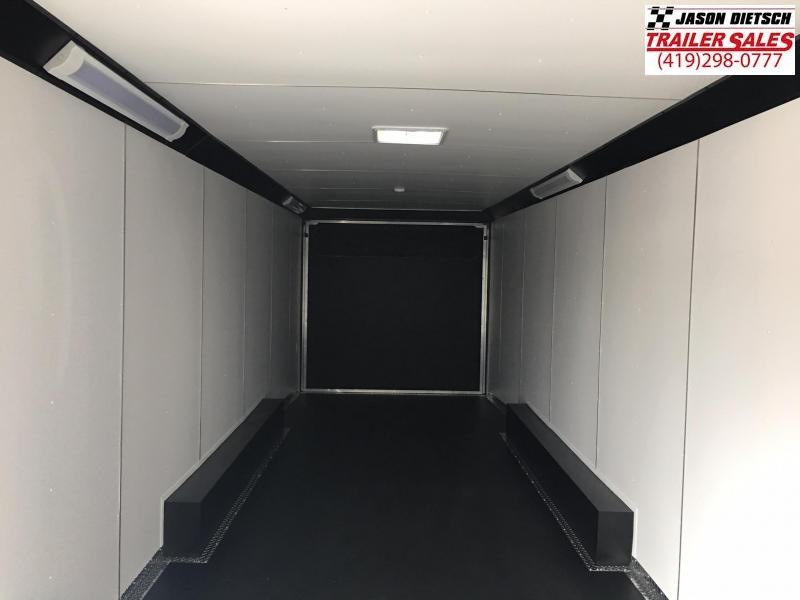 2020 United Trailers UXT 8.5X32 Extra Height Enclosed Cargo Trailer... STOCK# UN-166312