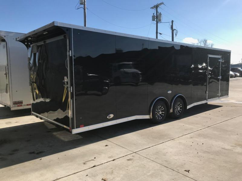 2019 United Trailers XLT 8.5X28 Car / Racing Trailer....STOCK# UN-163233