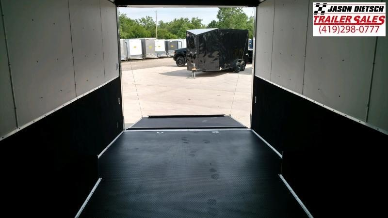 2020 United Trailers XLT 8.5X28 EXTRA HEIGHT Car / Racing Trailer....STOCK# UN-166450
