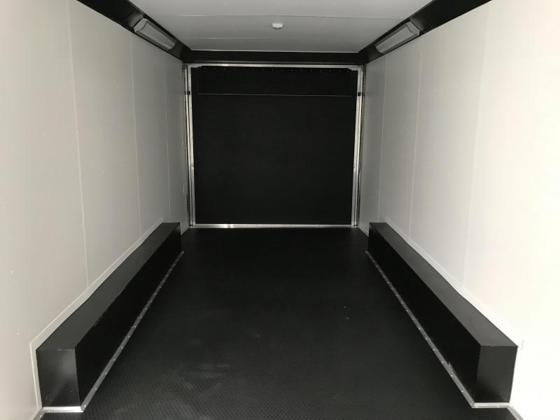 2019 United Trailers UXT 8.5X24 Enclosed Cargo Trailer... STOCK# UN-163214