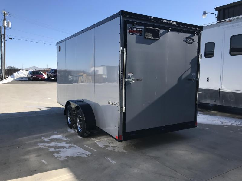 2019 Impact Trailers 7x16 EXTRA HEIGHT Enclosed Cargo Trailer....IMP001566