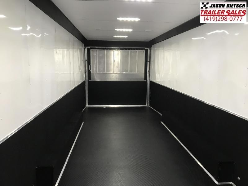2019 United Trailers 8.5X32 Car / Racing Trailer....STOCK UN-166320