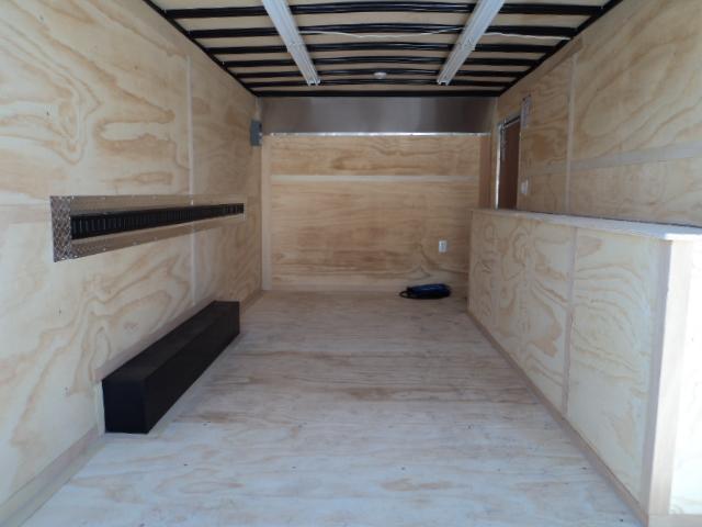 2018 United Trailers UXT 8.5x16 Enclosed Cargo Trailer Stock- 159039