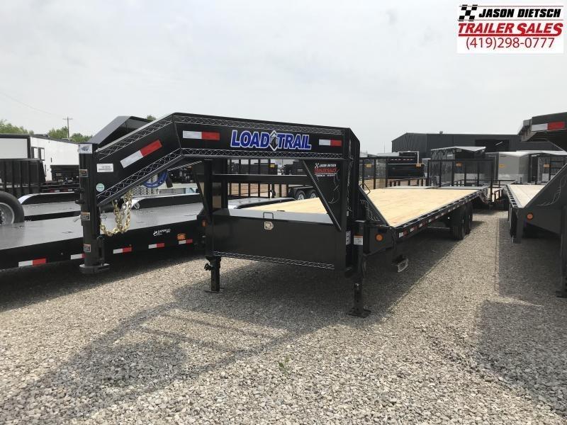 2018 Load Trail 102X30 Tandem Heavy Duty Gooseneck Equipment Trailer.... Stock# LT-167958