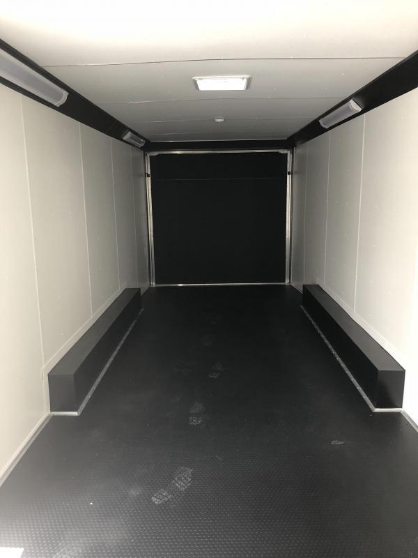 2019 United Trailers UXT 8.5X28 Enclosed Cargo Trailer... STOCK# UN-163218