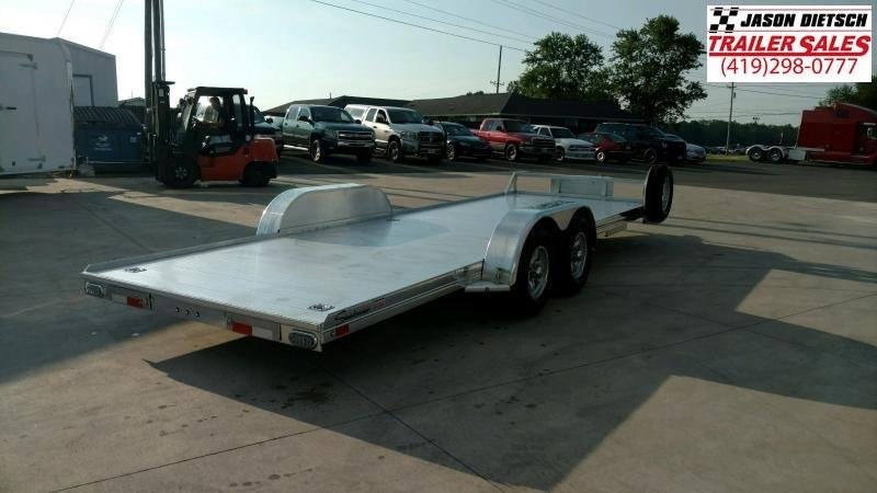 2020 Sundowner Trailers 6.9X16 Equipment Trailer....STOCK# SD-FA7504