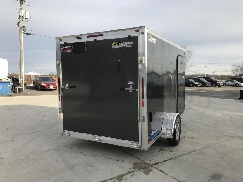 2019 Legend Manufacturing 7X14 TV Enclosed Cargo Trailer....STOCK# LG-1317325