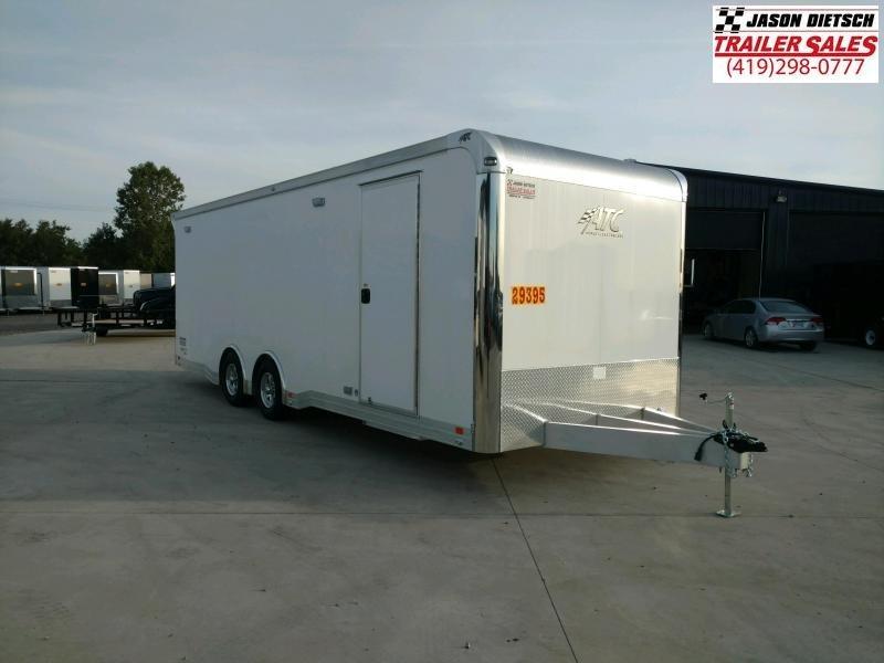 2020 ATC All Aluminum 8.5X24 Car Hauler Xtra Hi....AT-Stock # 219091