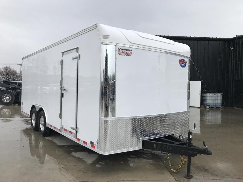 2020 United Trailer UXT 8.5x20 Enclosed Trailer....Stock#UN-168500