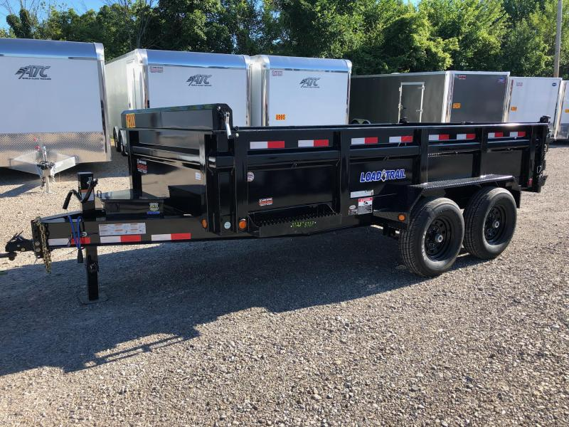 2018 Load Trail 83X14 Tandem Axle Dump Trailer....STOCK# LT-169979