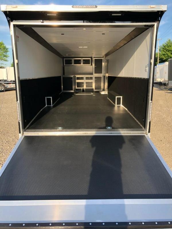 2019 United Trailer GEN 4- 8.5x28 Enclosed Race Trailer....Stock#UN-160459
